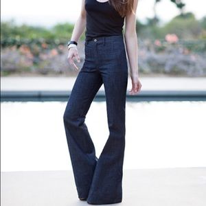 Emerson Made Flare Jeans